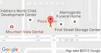 Pizza Patio 1st. Street
