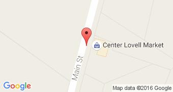 Center Lovell Market