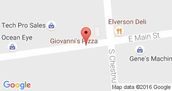 Giovannis Pizza & Pasta