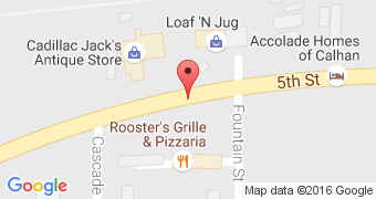 Roosters Grille & Pizzaria