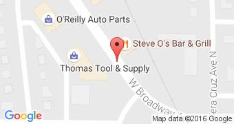 Steve O's
