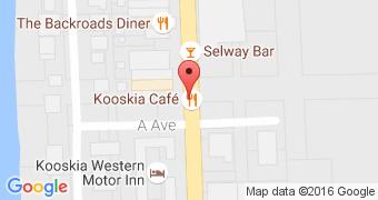 Kooskia Cafe