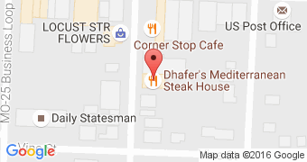 Dhafer's Mediterranean Steakhouse
