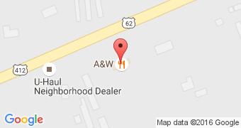 A&W Long John Silvers Gassville
