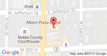 Albion Pizza Depot