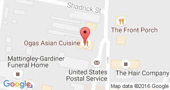 Oga's Asian Cuisine