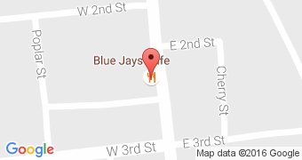 The Blue Jay Cafe'