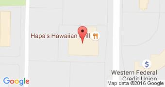 Hapa's Hawaiian Grill
