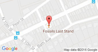 Fossils Last Stand