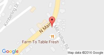 Farm to Table - FRESH