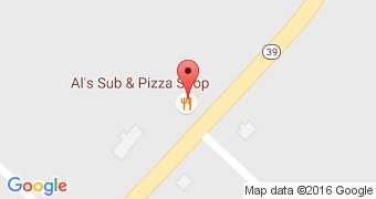 Al's Sub & Pizza Shop
