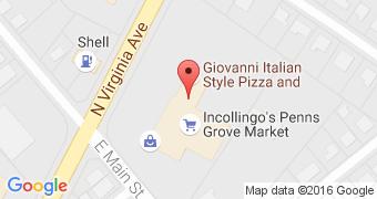 Giovanni Italian Style Pizza