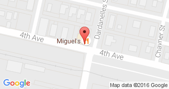 Miguel's Friendly Family Mexican Restaurant