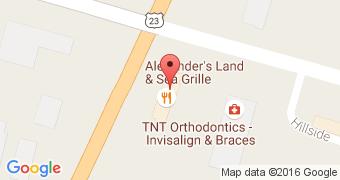 Alexander's Land & Sea Grille