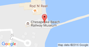 Boardwalk Cafe at the Chesapeake Beach Resort and Spa