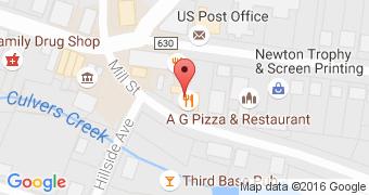 A G Pizza & Restaurant
