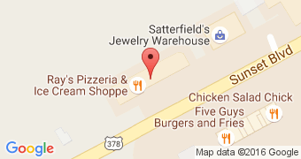 Ray's Pizzeria & Ice Cream Shoppe