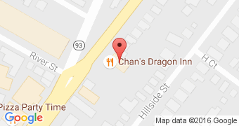 Chan's Dragon Inn