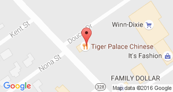 Tiger Palace Chinese Restaurant