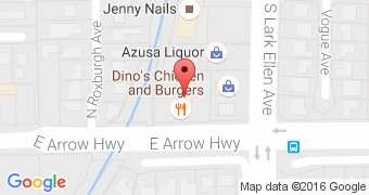 Dino's Chicken and Burgers Azusa