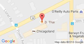 D Thai Restaurant