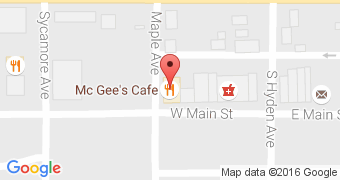 McGee's Cafe