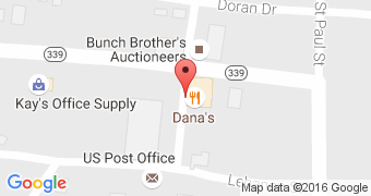 Dana's Family Restaurant