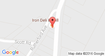 The Iron Deli & Grill