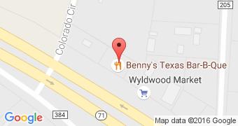 Benny's Texas Bar-b-Que