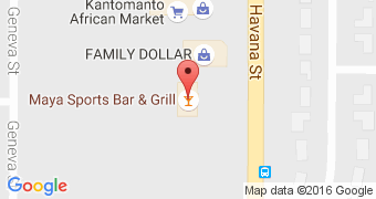 Maya Sports Bar and Grill