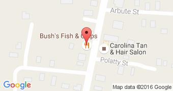 Bush's Fish and Chips