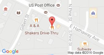 Shakers Drive-Thru