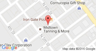 The Iron Gate Pizza