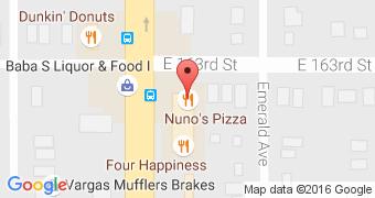 Nuno's Pizza