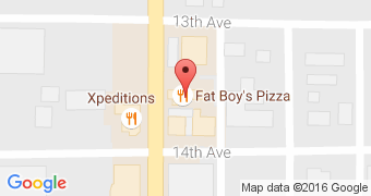 Fat Boy's Pizza