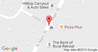 Pizza Plus of Rural Retreat