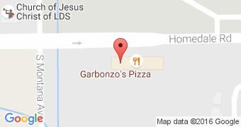 Garbonzo's Pizza