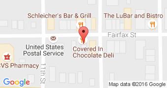 Covered in Chocolate Desserts & Deli