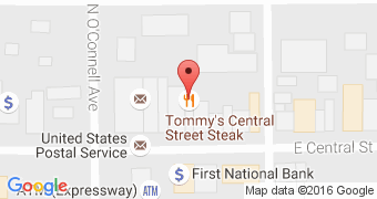 Tommy's Central Street Steak House