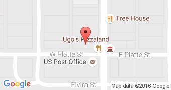 Ugo's Pizzaland