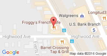 Froggy's French Cafe