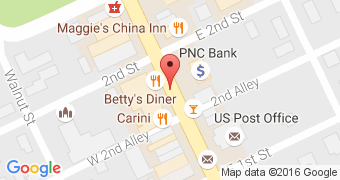 Betty's Dinor