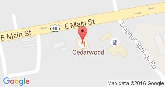 Cedarwood Restaurant