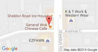 General Wok Chinese Cafe