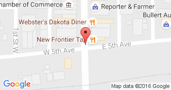 The New Frontier Steakhouse