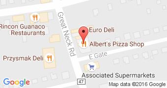 Albert's Pizza Shop