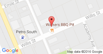 Walkers BBQ Pit