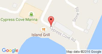Island Grill and Oyster Bar at Cypress Cove