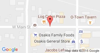 Log Cabin Pizza
