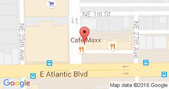 Darrel & Oliver's Cafe Maxx